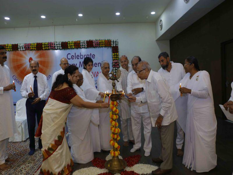 Vijayawada(Andhra Pradesh) : Celebrate Every Moment' | BK Shivani